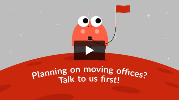 Moving office? Talk to us about your IT needs first